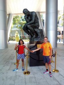 The Thinker Statue Singapore