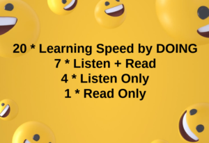 Efficient Learning Speed