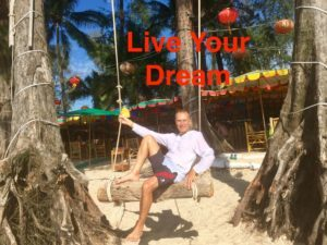 Live your dream with Vitality 4 Happiness