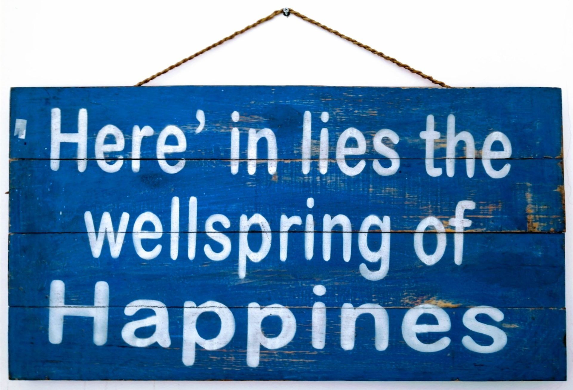 Gratefulness For Happiness