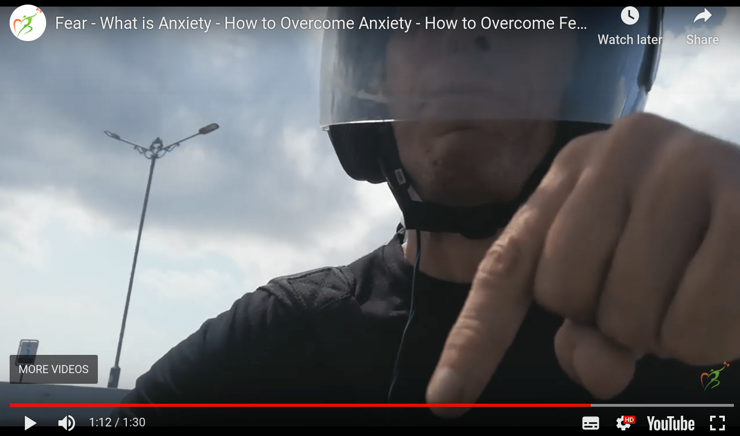 Fear - How to Overcome Anxiety And Fears During The Crisis?