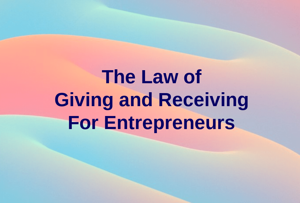 Abundance Challenge Day 9 - Task 9: The Law of Giving