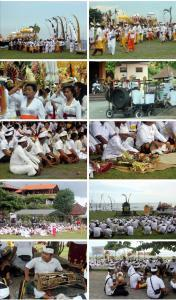 This was Nyepi 2020 - Bali Day of Silence