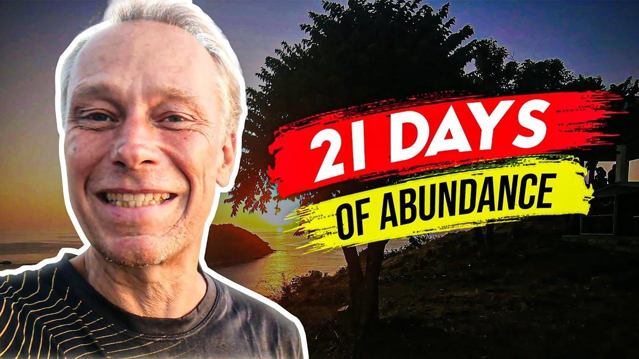 Abundance Challenge Tag 4 - Aufgabe 4: Reines Bewusstsein