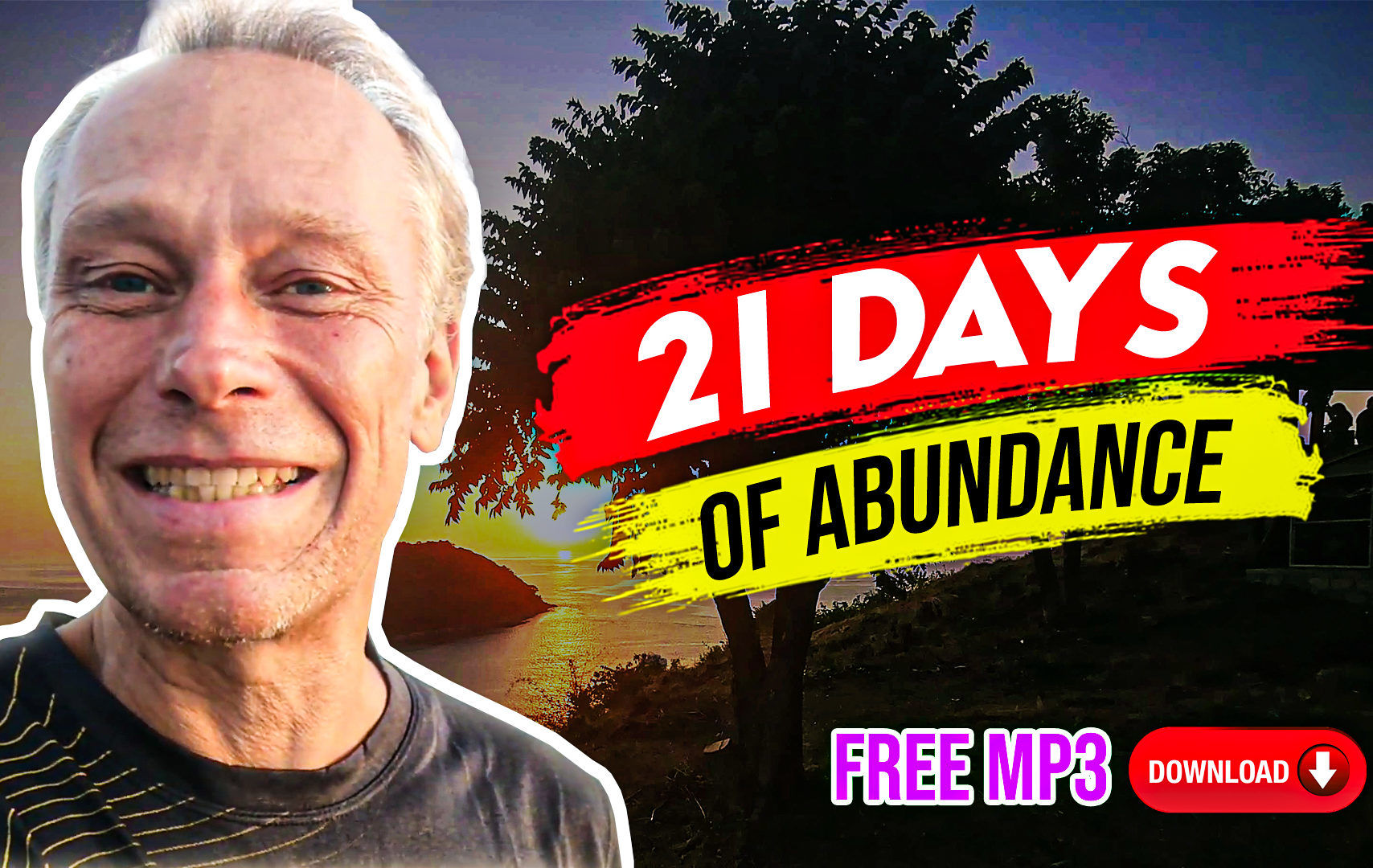 Start YOUR 21 Days of Abundance - Today!