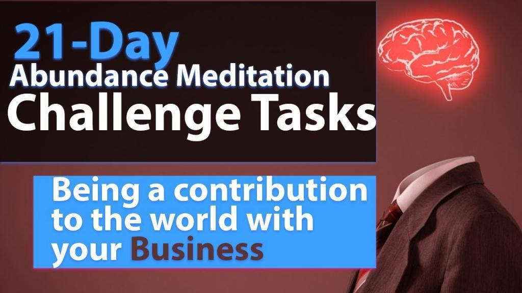 Abundance Challenge Day 2 - Task 2: Source of Abundance