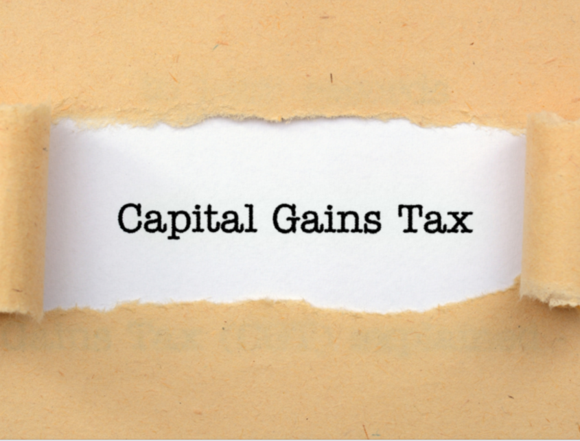 The last trade of the year - Capital Gains Tax Optimization