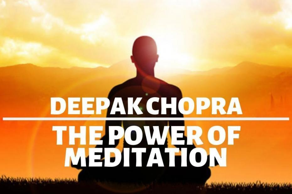 Power of Meditation For Health